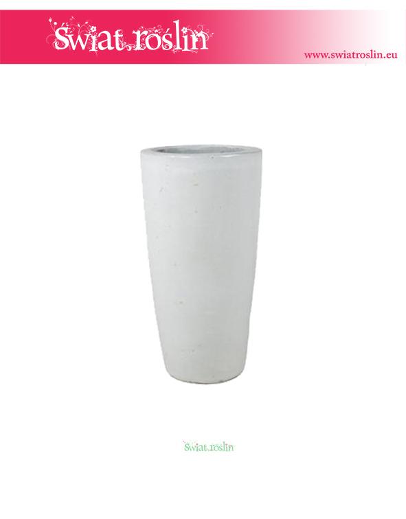 White Partner, donica ceramiczna